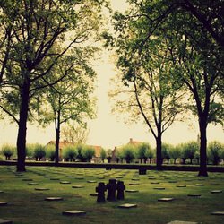 German War Cemetery, Langemark