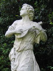 Huntington statue