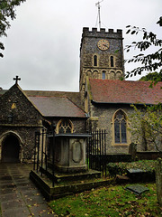 st.lawrence church, ramsgate, kent