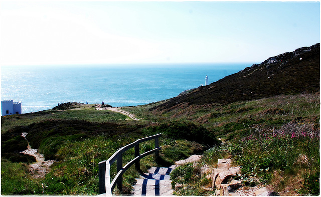 A view of South Stack