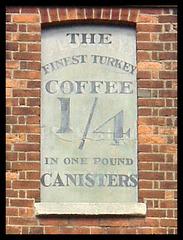 Lumley's coffee ad
