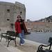 Dubrovnik, en la región de Dalmacia en la moderna Croacia.