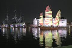 Amsterdam Light Festival / Kalmen