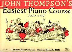 John Thompson's Easiest Piano Course, Part two
