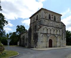 Bussac-Forêt - Notre Dame de l'Assomption
