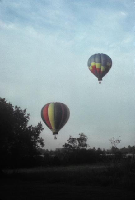 Balloons #2, Barker, Texas
