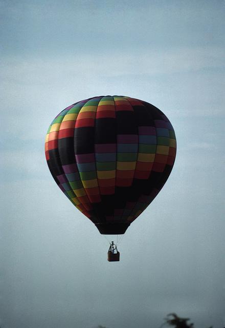 Balloons #1, Barker, Texas