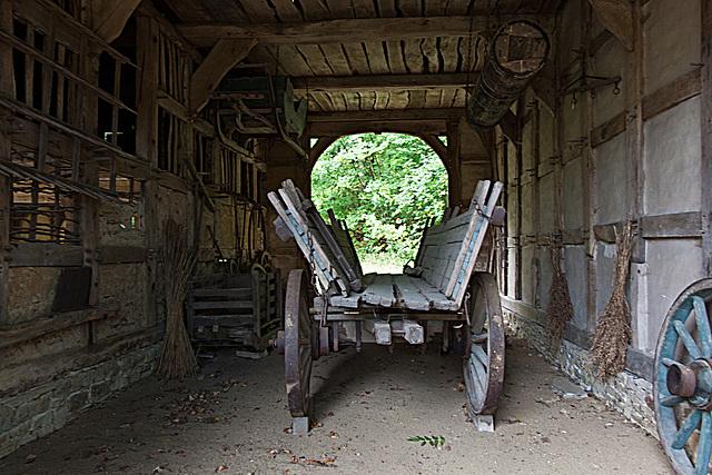 20121008 1447RWw Osnabrücker Hof, Scheune