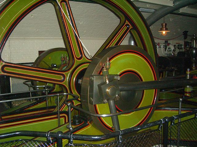 Tower Bridge Machinery