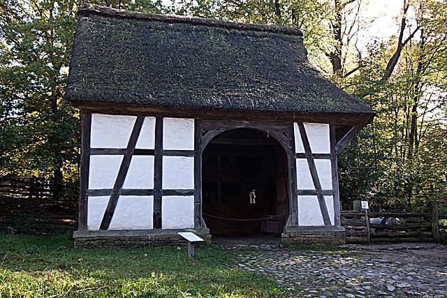 20121008 1474RWw Osnabrücker Hof, Schweineschuppen