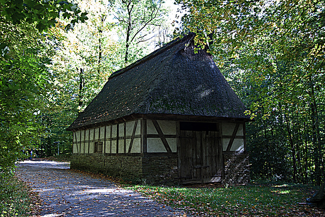 20121008 1480RWw Osnabrücker Hof, Schafstall