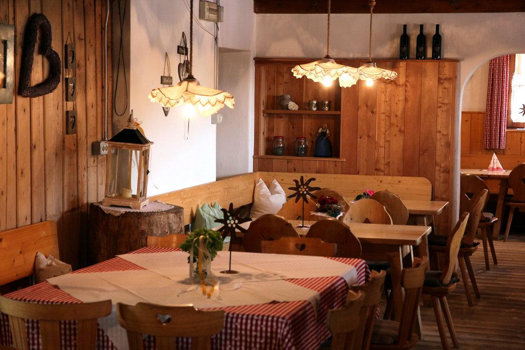 Gaststube - Schönrastalm