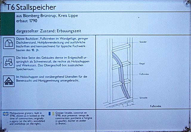 20121008 1522RWw Lippischer Meierhof, Stallspeicher