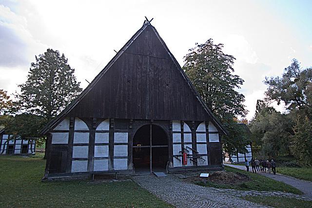 20121008 1529RWw Lippischer Meierhof, Haupthaus
