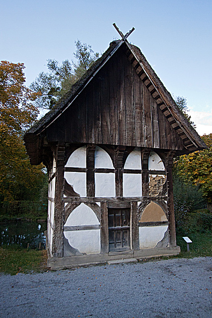 20121008 1531RWw Lippischer Meierhof, Speicher