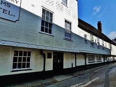 salisbury arms hotel, hertford, herts.