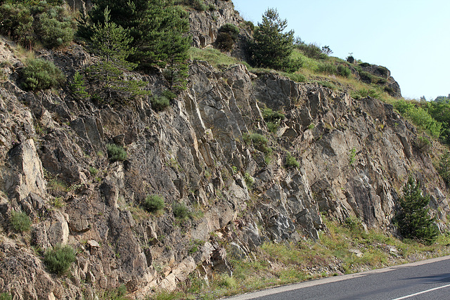 Rochers granitiques