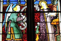 Annonciation - Eglise de Poncé-sur-le-Loir