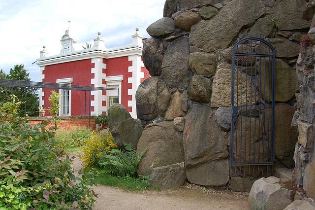 muzeo vilao Hamilton (Museum Villa Hamilton)
