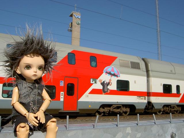 Deimos trainspotting