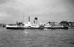 Paddle Steamer 'Ryde' 1937
