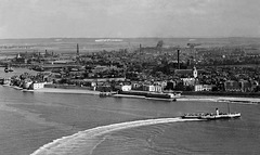 Old Portsmouth a view from the 1930s