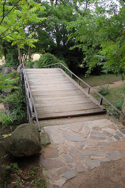 Transirejo Fera Ponto (Übergang Eiserne Brücke)