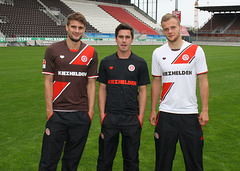 FC St. Pauli Trikots 2013/14