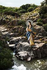 Madonna della roccia (nel ventunesimo secolo)