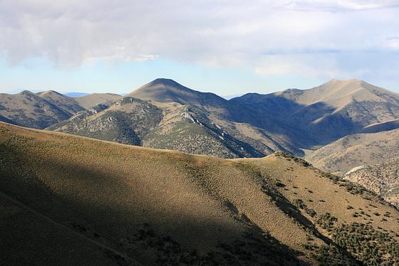 Toiyabe Range