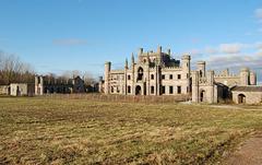 Garden Facade, Lowther Castle, Cumbria