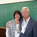 Lúcia Marder e Edmo Lutterbach
