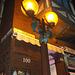 The hundred stiff neck street lamp eyesight.