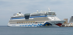 Cruise Ship 'AIDA Diva'