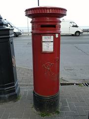 Isle of Man 2013 – Victorian mailbox