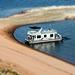 Hausboot auf Lake Powell (Arizona)