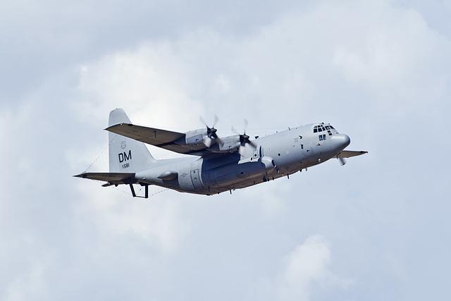 Lockheed EC-130H Hercules 73-1581