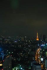 東京 at night