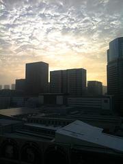 Shinagawa, 5:00am