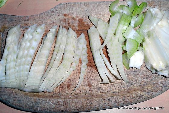 Tian au six légumes revisité et escalope panée   3