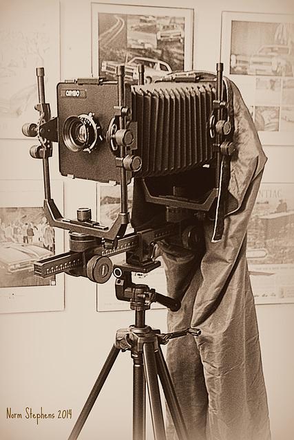 Cambo SC2 View Camera Schneider Symmar-S 150mm f/5.6 System