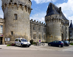 Jonzac - Château