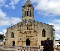 Jonzac - Saint-Gervais-Saint-Protais