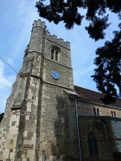 harpenden church, herts.