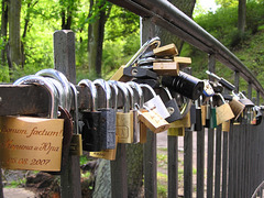 Wedding Locks (p8290811)