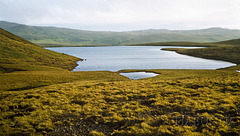 Macquarie Island 1968: Plateau Lakes