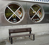 Hublot gastronomique / Gourmet round window