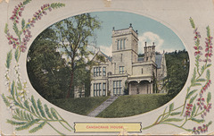Candacraig House, Aberdeenshire (Burnt 1956 and now mostly demolished)
