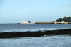Isle of Man 2013 – The packet boat leaves