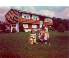 Summer, 1979, Just moved to New Jersey